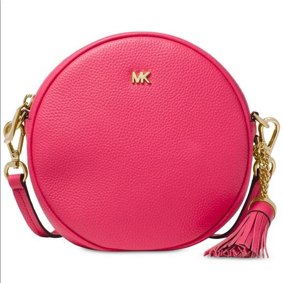 11f5963f1e881d Michael Kors Bags | Pebbled Leather Canteen Crossbody | Poshmark